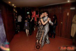 Filmpremiere Foyer Tango