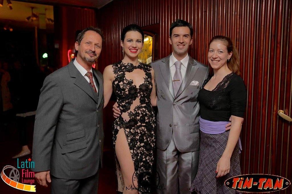 """03. Mai 2016 Premiere von """"Un tango más"""" im Filmcasino Wien"""