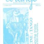 El Tango Zeitschrift Ausgabe 1