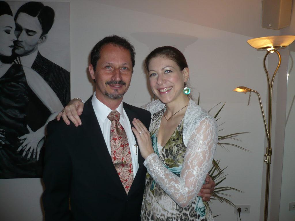 Michael & Laura