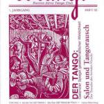 El Tango Zeitschrift Ausgabe 2